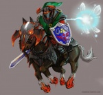 dota dota_2 equine horse io_the_guardian_wisp link navi nessaj_the_chaos_knight the_legend_of_zelda video_games   Rating: Safe  Score: 5  User: PhrozenFox  Date: March 22, 2013