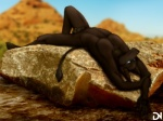 anubian_jackal anubis balls biceps big_muscles canine deity dream_and_nightmare jackal looking_at_viewer lying male muscles nude on_back outside rock sheath solo   Rating: Explicit  Score: 19  User: Midnight_Werewolf  Date: April 28, 2013