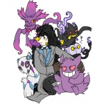 banette chandelure death drifloon froslass gengar ghost human mismagius nintendo pokémon spirit video_games vonderdevil   Rating: Safe  Score: 0  User: Vonder  Date: June 01, 2012