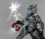 armor dead_space dragonofdarkness13 female suit weapon   Rating: Safe  Score: 0  User: Arandus  Date: August 30, 2011