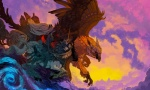anthro armor avian bird cat centradragon city cityscape cloud easymagicoz equine feathered_wings feathers feline female feral flying group gryphon horn jinxy_falina kissing lynx male mammal riding sitting sunset unicorn vulture wings  Rating: Safe Score: 13 User: Anomynous Date: June 01, 2011