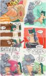 anal anal_penetration anthro argon_vile comic dialogue duo english_text male male/male nintendo penetration penis pokémon quilava rhydon size_difference text uncut video_games   Rating: Explicit  Score: 5  User: slyroon  Date: March 14, 2015