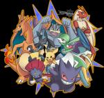 avian blaziken canine charizard dragon fur gardevoir gengar group humanoid legendary_pokémon lucario machamp mammal nintendo pikachu pokken_tournament pokémon rodent scalie suicune video_games weavile yellow_fur  Rating: Safe Score: 4 User: Rad_Dudesman Date: August 11, 2015