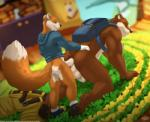 absurd_res anal anal_penetration anthro balls banjo-kazooie banjo_(banjo-kazooie) bear bottomless butt clothed clothing conker conker's_bad_fur_day digital_media_(artwork) duo eyes_closed furryratchet half-dressed hi_res humanoid_penis male male/male mammal orgasm penetration penis rodent size_difference small_dom_big_sub squirrel uncut   Rating: Explicit  Score: 26  User: Pokelova  Date: January 10, 2015