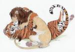 "balls ebonytigress feline feral kissing lion male male/male mammal tiger  Rating: Explicit Score: 4 User: Vinea Date: July 01, 2015"""