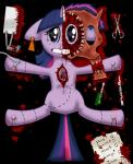 absurd_res blood death equine female friendship_is_magic gore grotesque_death hair hi_res horn mammal my_little_pony solo super-zombie tears unicorn  Rating: Explicit Score: -13 User: Princess_Cadance_R34 Date: November 15, 2014