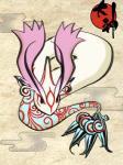 ambiguous_gender feral milotic mnemeth17 nintendo pokémon solo video_games Ōkami  Rating: Safe Score: 8 User: slyroon Date: December 20, 2014