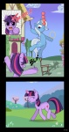 animated ball chair comic cutie_mark dialogue english_text equine female feral friendship_is_magic glowing hair horn magic mammal multicolored_hair my_little_pony plate plate_spinning ponykillerx purple_eyes ring text trixie_(mlp) twilight_sparkle_(mlp) two_tone_hair unicorn  Rating: Safe Score: 6 User: 2DUK Date: September 22, 2012
