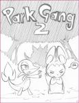 ambiguous_gender anime annoyed black_and_white comic cover emolga english_text eyes_closed feral grass half-closed_eyes harumi imminent_rape monochrome nidoking nintendo open_mouth outside pokémon reptile scalie snivy text tongue tree video_games   Rating: Safe  Score: 3  User: FireXSpirit  Date: April 21, 2014