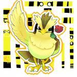 ambiguous_gender avian bird flower nintendo pidgey plant pokémon rose shiny_pokémon solo video_games 蠢毛   Rating: Safe  Score: 1  User: DeltaFlame  Date: February 22, 2015