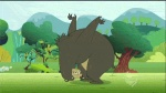 animated bear equine female feral fluttershy_(mlp) friendship_is_magic killing mammal massage my_little_pony pegasus wings wrestling   Rating: Safe  Score: 10  User: Dye_Violetly  Date: October 15, 2011