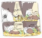 2016 asriel_dreemurr boss_monster caprine chara_(undertale) comic dialogue goat human long_ears male mammal mudkipful tagme undertale video_gamesRating: SafeScore: 2User: GuavaStealerDate: August 24, 2016