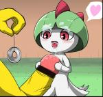 2016 <3 ambiguous_gender blush censor_bar censored cum cum_in_mouth cum_inside duo green_hair hair humanoid humanoid_penis hypno male male/ambiguous nintendo open_mouth pendulum penis pokémon pokémon_(species) ralts red_eyes size_difference takamametora tongue tongue_out video_games white_body yellow_bodyRating: ExplicitScore: 5User: GranberiaDate: April 15, 2018