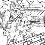 absurd_res adultery ahegao anal anthro balls black_and_white canine cuckold cum cum_on_balls domination duo_focus female fox fox_mccloud fur group hair happy happy_sex hi_res humiliation interspecies jay-steppe krystal male male/female male_domination male_penetrating mammal monochrome nintendo nipple_piercing nipples open_mouth piercing public questionable_consent reptile scalie sex sharpclaw slashysmiley slave smile star_fox story story_in_description tongue tongue_out video_games  Rating: Explicit Score: 19 User: slyroon Date: March 30, 2016