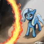 blue_body cutie_mark equine female feral fire friendship_is_magic horn john_joseco mammal my_little_pony solo trixie_(mlp) unicorn  Rating: Safe Score: 2 User: Robinebra Date: July 08, 2013