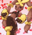 "2014 anthro cute female fur lopunny mega_evolution mega_lopunny nintendo pokémon solo video_games  Rating: Safe Score: 14 User: iceenvy Date: August 09, 2014"""