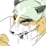 1boshi anthro blush canine cum fox fur japanese kemono male mammal open_mouth plain_background solo unknown_substance white_background   Rating: Explicit  Score: 2  User: SkokiaanFox  Date: May 16, 2015