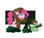 2011 alligator backpack duo earth_pony equine female feral french friendship_is_magic fur greenwiggly gummy_(mlp) helmet horse mammal military mortar mortar_bomb my_little_pony pink_fur pinkie_pie_(mlp) pony reptile scalie simple_background soldier uniform white_background  Rating: Safe Score: 3 User: Royal_Guard_#2 Date: July 28, 2011