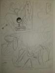 blaziken breasts comic crossover digimon duo female japanese_text kewon mixed_media monochrome nintendo pen_(artwork) pencil_(artwork) pokémon renamon text traditional_media_(artwork) video_games  Rating: Explicit Score: -1 User: Well001 Date: December 24, 2015