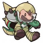 black_eyes chesnaught cosplay crossover facial_hair ghost-pepper human low_res male mammal mario mario_bros mustache nintendo pokémon solo video_games  Rating: Safe Score: 6 User: Juni221 Date: November 10, 2014