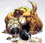 absurd_res all_fours anthro balls big_balls big_muscles birth canine cub cum drinking hi_res huffing huge_balls hybrid hyper hyper_balls hyper_muscles hyper_penis lactating lagomorph male male_pregnancy mammal muscles nipple_pregnancy pecpreg penis pregnant pups rabbit wolf wolfie_canem young  Rating: Explicit Score: -2 User: FoxyRK9 Date: October 29, 2014