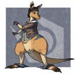 alternate_species alyx_vance anthro black_hair bottomless brown_fur clothed clothing featureless_crotch female fur hair half-life jacket kangaroo mammal marsupial pouch_(anatomy) subakitsu thick_thighs transformation video_games wide_hipsRating: SafeScore: 10User: ShamefulAccount12345Date: April 19, 2018