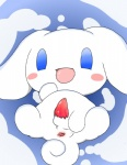anus beady_eyes blue_eyes blush canine cinnamon cinnamoroll dog feral fluffy_fluffy_cinnamoroll fur long_ears looking_at_viewer male mammal penis presenting sanrio smile solo spread_legs spreading tongue   Rating: Explicit  Score: -1  User: Trashboat  Date: May 25, 2015