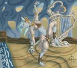 absurd_res armpits burmecian dancing female final_fantasy final_fantasy_ix freya_crescent harp hi_res jewelry mammal midriff musical_instrument rat rodent sacrificabominat square_enix video_games  Rating: Safe Score: 1 User: SacrificAbominat Date: May 06, 2016