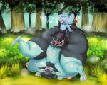 big_penis female male male/female meshi-oshi nintendo overweight penis pokémon shinx size_difference vaginal video_games youngRating: ExplicitScore: 3User: UntamedDate: September 25, 2017