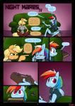 2016 anthro anthrofied applejack_(mlp) blonde_hair book comic dialogue duo earth_pony english_text equine female freckles friendship_is_magic green_eyes hair hi_res holding_object horse inside long_hair mammal multicolored_hair my_little_pony open_mouth pegasus pointing pony rainbow_dash_(mlp) rainbow_hair sitting slypon sofa text wings  Rating: Safe Score: 36 User: lemongrab Date: January 15, 2016