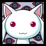 :3 ambiguous_gender book221 feral incubator_(species) kyubey long_ears looking_at_viewer puella_magi_madoka_magica purple_eyes resistance_is_futile solo stareRating: SafeScore: 9User: NeitsukeDate: July 11, 2011