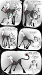 2015 black_and_white blue_eyes bow braided_hair clothing comic cross cutie_mark equine faceless female friendship_is_magic hair handkerchief hat horn horse male mammal monochrome my_little_pony necktie omny87 party_hat pony rarity_(mlp) skinny slenderman suit tentacles unicorn   Rating: Safe  Score: 4  User: 2DUK  Date: February 05, 2015