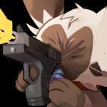 alpha_channel blitzdrachin emoji furret gun handgun heartberry icon nintendo ouch pistol pokémon pokémon_(species) ranged_weapon solo video_games weaponRating: SafeScore: 52User: blitzdrachinDate: February 13, 2019