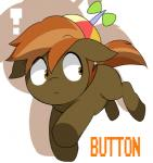2014 brown_eyes brown_hair button_mash_(mlp) equine friendship_is_magic hair horse male mammal my_little_pony oniku pony solo   Rating: Safe  Score: 11  User: oniku  Date: May 15, 2014