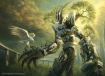 ambiguous_gender avian bird city cityscape cloudscape duo eagle elemental feathered_wings feathers feral flora_fauna flying macro magic_the_gathering official_art outside plant signature sky vegetation willian_murai wings   Rating: Safe  Score: 6  User: Circeus  Date: January 23, 2015
