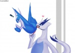 ! <3 ambiguous_gender anal anthro anthro_on_feral anus bestiality blue_eyes blue_fur duo erection feral flying fur interspecies latios legendary_pokémon looking_back lugia male multicolored_fur nintendo oral penis plain_background pokémon rimming sex size_difference surprise tapering_penis two_tone_fur video_games warden006 white_background white_fur   Rating: Explicit  Score: 7  User: warden006  Date: October 01, 2013