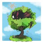 ambiguous_gender arthropod black_fur butterfly capcom cloud cute flying_wyvern fur insect japanese_text monster_hunter nargacuga red_fur sleeping snot_bubble solo sun text tree video_games wings wyvern 片桐マヤ   Rating: Safe  Score: 2  User: e17en  Date: March 13, 2015