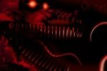 canine five_nights_at_freddy's fox fur glowing hook mammal nightmare_foxy_(fnaf) rip robotic_tongue scott_cawthon sharp_teeth teeth text tongue video_games   Rating: Safe  Score: 4  User: BreadPitts  Date: May 29, 2015