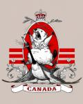 ambiguous_gender beaver bra canada canadian_goose clothing crown hi_res humor jessica_borutski leaf mammal riding rodent underwear  Rating: Safe Score: 14 User: slyroon Date: November 09, 2013
