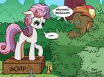 2015 absurd_res button_mash_(mlp) crying duo earth_pony equine female feral friendship_is_magic hi_res horn horse male mammal my_little_pony pony pony-berserker sweetie_belle_(mlp) tears unicorn  Rating: Safe Score: 4 User: Robinebra Date: May 10, 2015