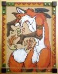 2008 anthro canine fox fully_sheathed male mammal nude sheath solo tribal xianjaguar  Rating: Questionable Score: 0 User: TonyLemur Date: February 20, 2010