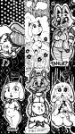 braixen breasts butt canine caprine english_text female fennec fox mammal miiverse monochrome nintendo pokémon sheep tanuki text video_games wide_hips wolf   Rating: Questionable  Score: 3  User: Juni221  Date: February 09, 2014