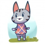 animal_crossing cat feline female lolly_(animal_crossing) mammal nintendo plain_background video_games white_background   Rating: Safe  Score: 0  User: Juni221  Date: March 03, 2014