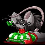 anthro bottomless clothed clothing female hair limebreaker lying makeup mammal mascara mistletoe on_front plant rat rodent solo sweater thick_thighsRating: QuestionableScore: 1User: Cat-in-FlightDate: January 22, 2018