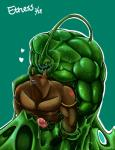 abs anthro biceps big_muscles black_nose blush brown_fur canine clenched_teeth duo erection etness eyes_closed fangs fur goo green_body jackal league_of_legends male male/male mammal muscles nasus nude pecs penetration penis sex smile teeth toned tongue vein video_games zac   Rating: Explicit  Score: 8  User: insertpolacname  Date: February 20, 2015