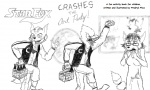 activity_book anthro canine college falco_lombardi female fox fox_mccloud fredryk_phox fur group hair krystal male mammal monochrome nintendo paintchat simple_background star_fox star_fox_crashes_the_art_party video_games white_background  Rating: Safe Score: 0 User: FraidrykPhawx Date: September 19, 2010