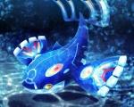 2015 ambiguous_gender bubble feral fish kyogre legendary_pokémon marine markings mega_evolution nintendo pokémon primal_kyogre shadow solo underwater video_games water くろしろ_(artist)   Rating: Safe  Score: 3  User: N7  Date: February 08, 2015