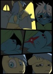 blood bruises comic cutie_mark death fan_character female male metal_(artist) my_little_pony wounded  Rating: Questionable Score: 0 User: Queen_Tyr'ahnee Date: April 25, 2014