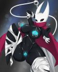 2019 absurd_res anthropod areola arthropod bdsm big_breasts bondage bound breasts cape clothing digital_media_(artwork) featureless female hi_res hollow_knight hornet_(hollow_knight) huge_breasts humanoid hymenopteran insect nipples not_furry pussy ribbons silk simple_background solo thick_thighs video_games weapon zzvinniezzRating: ExplicitScore: 91User: ZzVinniezZDate: June 17, 2019