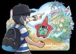 absurd_res alpha_channel ambiguous_gender backpack black_hair blue_eyes clothing detailed_background duo feral hair hat hi_res human male mammal nintendo official_art pokémon pokémon_(species) pokémon_center pokémon_trainer rear_view red_body rotom rotomdex shirt simple_background transparent_background video_games white_skinRating: SafeScore: 3User: PipelineDate: March 05, 2018